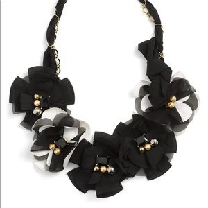 kate spade Jewelry - Kate Spade BLACK & WHITE BALL NECKLACE